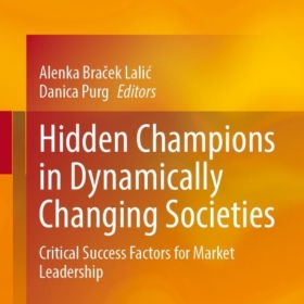Publikovali jsme kapitolu v knize Hidden Champions in Dynamically Changing Societies