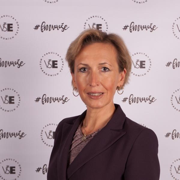 doc. Ing. Martina Jiránková, Ph.D.